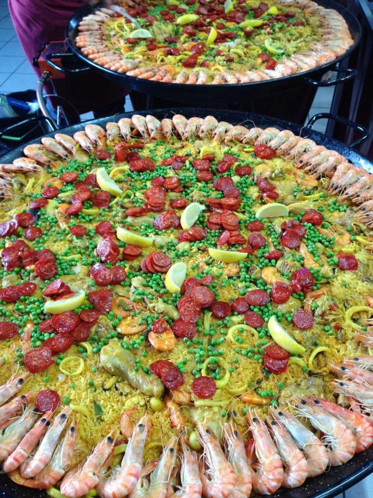 Une Soiree Paella Tres Reussie Wancourt Fr